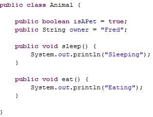 Java programming examples.